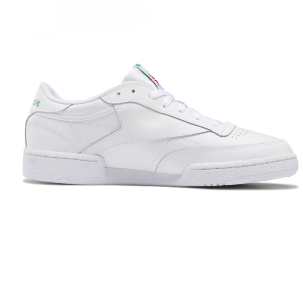 CLUB C 85 SHOES INTENSE WHITE / GREEN