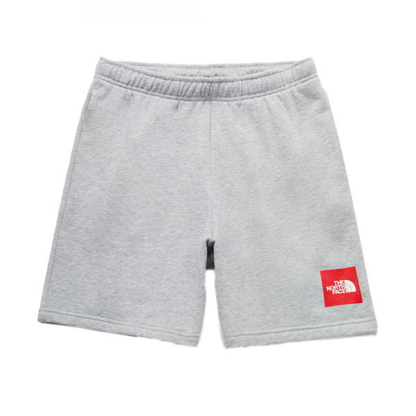 NEVER STOP SHORT TNF LIGHT GREY HEATER