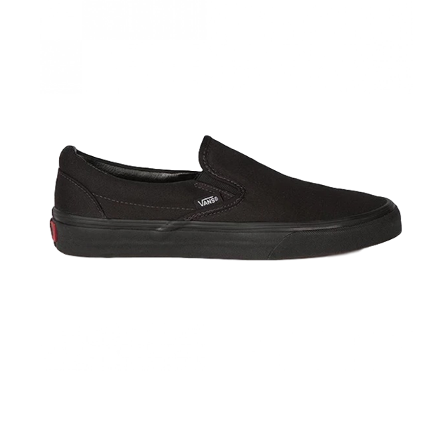 CLASSIC SLIP ON BLACK /BLACK