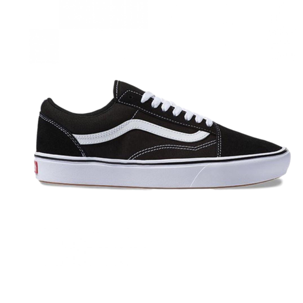 COMFYCUSH OLD SKOOL CLASSIC BLACK/TRUE WHITE