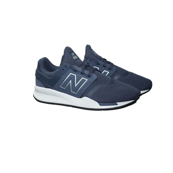 247 NB Navy with Munsell White