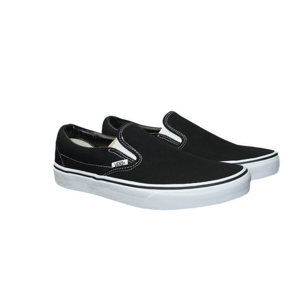 CLASSIC SLIP ON BLACK