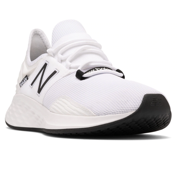 FRESH FOAM ROAV WHITE/BLACK