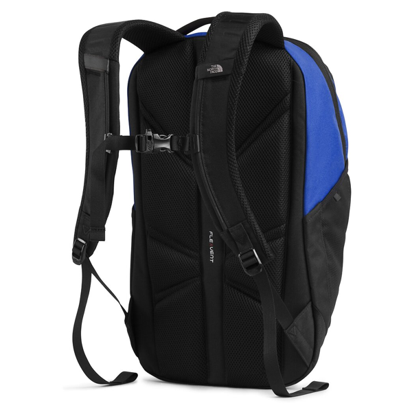 "The North Face Pivoter 15"" Laptop Backpack TNF BLUE TNF BLACK"