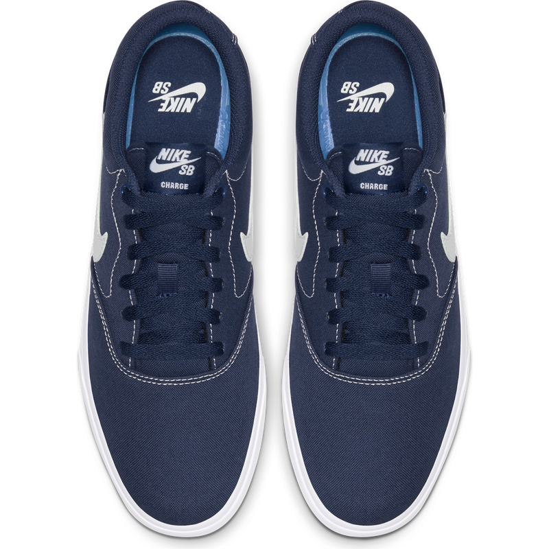 CHARGE CNVS MIDNIGHT NAVY WHITE