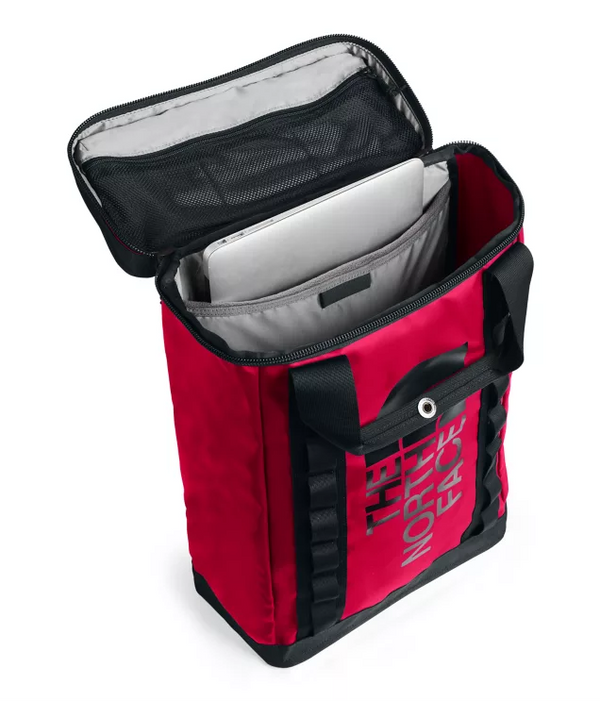 EXPLORE FUSEBOX DAYPACK-L TNF RED/TNF BLACK