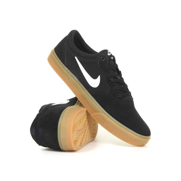 NIKE SB CHRON SLR BLACK / WHITE / GUM