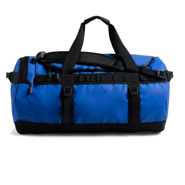 BASE CAMP DUFFEL - MEDIUM - BOMBER BLUE