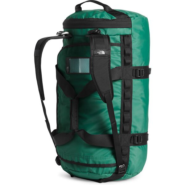 BASE CAMP DUFFEL - M EVERGREEN/TNF BLK