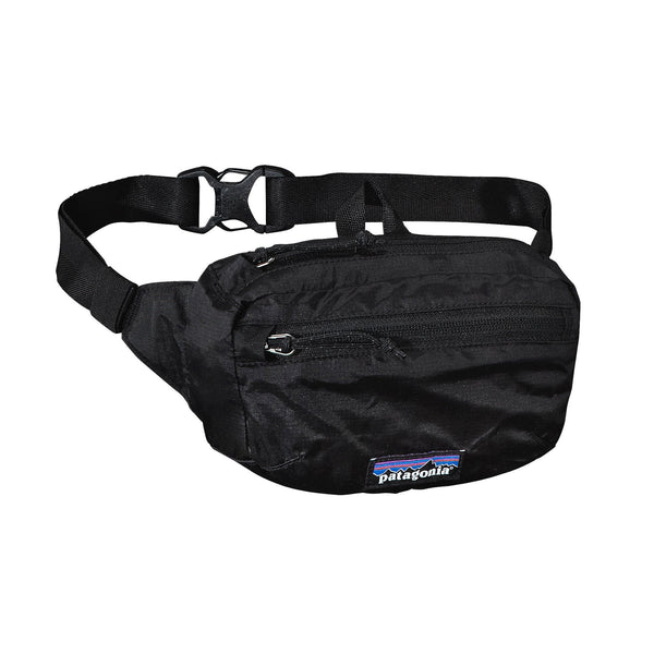 Patagonia Lightweight Travel Mini Hip Pack 1L Black