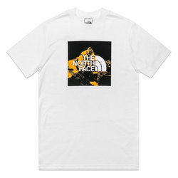 MENS SS 7 SE TEE TNF WHITE