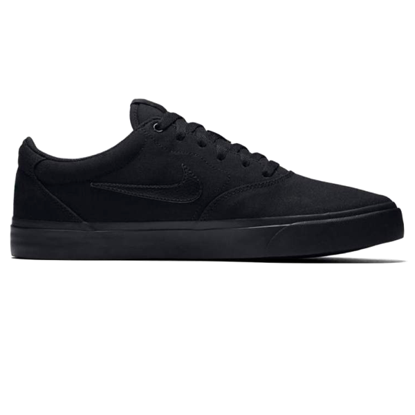 NIKE SB CHARGE CNVS BLK/BLK