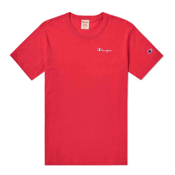 HERITAGE TEE TEAM RED SCARLET