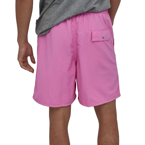 Men's Baggies Longs - 7 In - Marble Pink (MBPI)