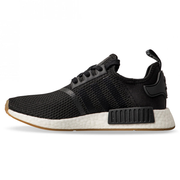 NMD_R1 SHOES Core Black / Core Black / Cloud White