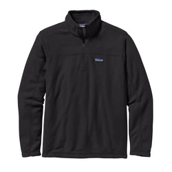Patagonia Men's Micro D Pull Over BLACK