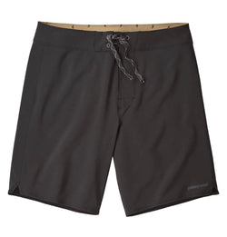 MENS STRETCH HYDROPEAK BOARDSHORT 18IN INK BLACK