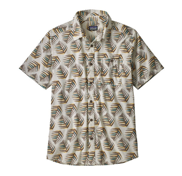 MENS GO TO SHIRT PALMS OF MY HEART DYNO WHITE