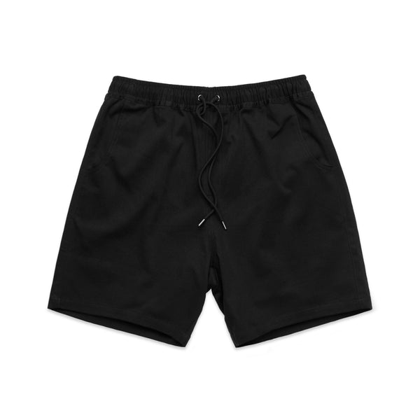 MENS WALK SHORT - 5909 - BLACK