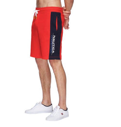 COMPETITION TRACK SHORT FIREY RED