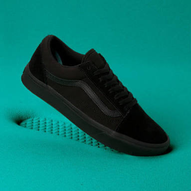 COMFYCUSH OLD SKOOL CLASSIC BLACK/BLACK