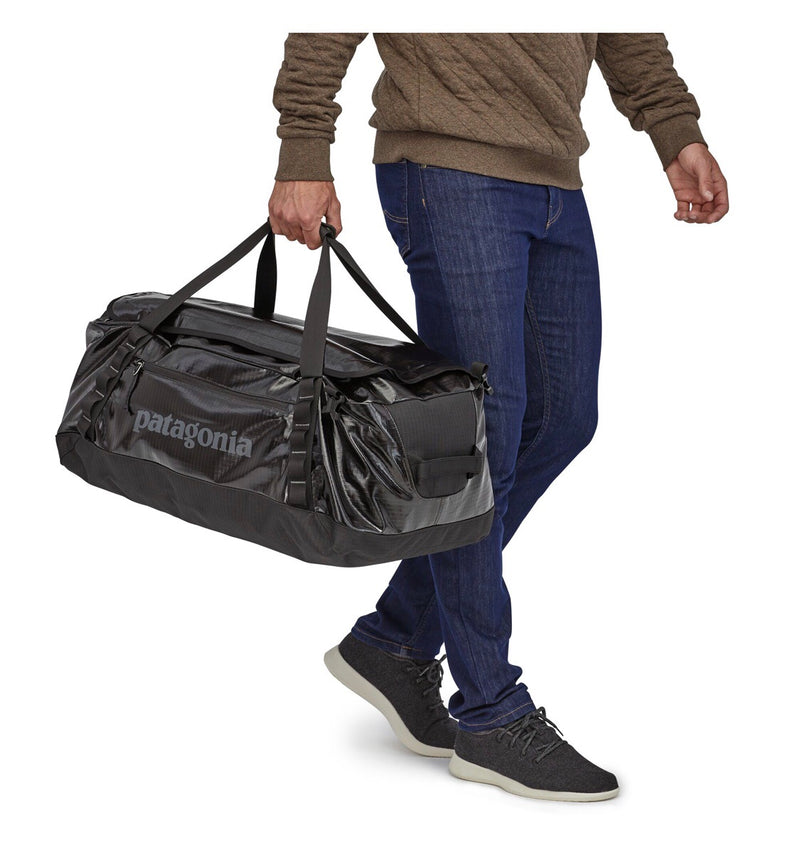 BLACK HOLE DUFFEL 55L BLACK