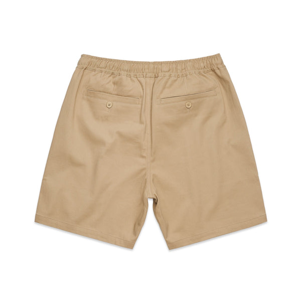 MENS WALK SHORT - 5909 - KHAKI