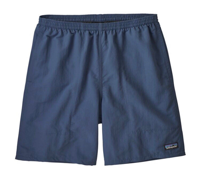 MENS BAGGIES LONGS 7IN  STONE BLUE