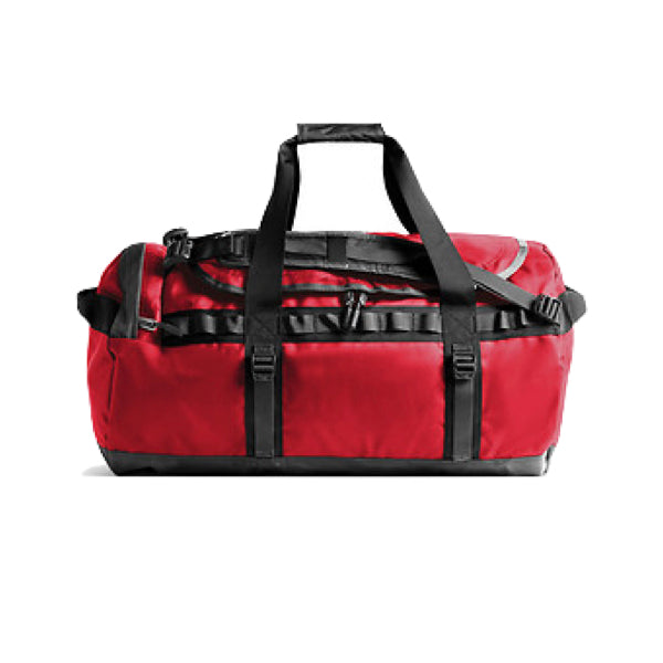 BASE CAMP DUFFLE TNF RED/BLK L