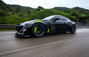 Airrex Scion FRS with Rocket Bunny Kit Tchun Media
