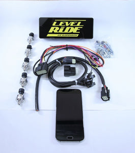 Level Ride Management System Pressure Based Only