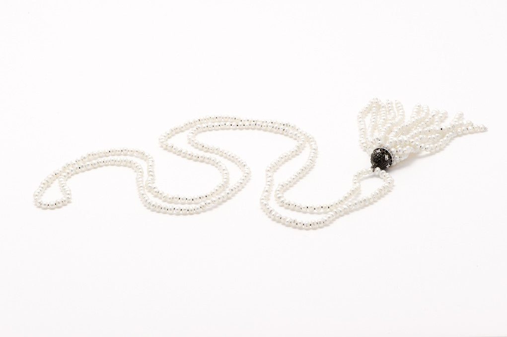 Freya Tassel Necklace