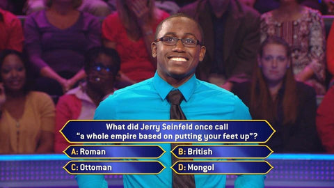Tim Who Wants To Be A Millionaire