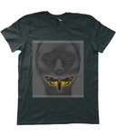 Death's Head Moth T Shirt 001