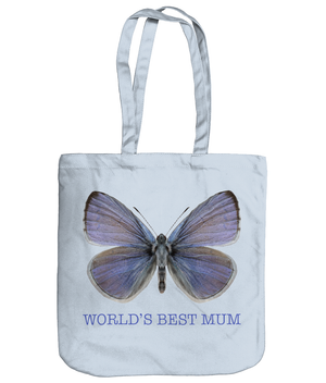 100% Organic Cotton, Mother's Day Tote Bag