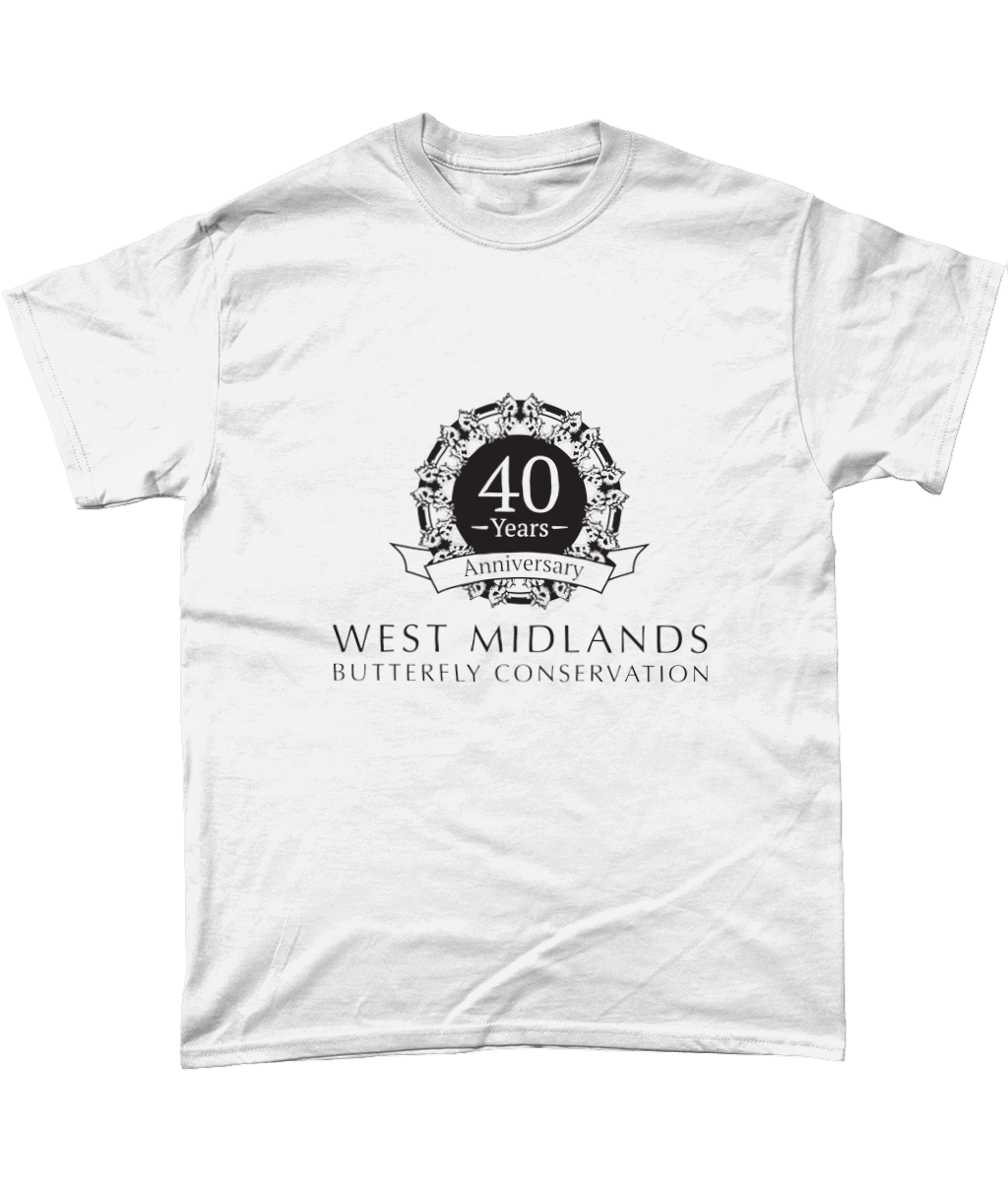 West Midlands 40 Year Anniversary Adult (Unisex) T-Shirt