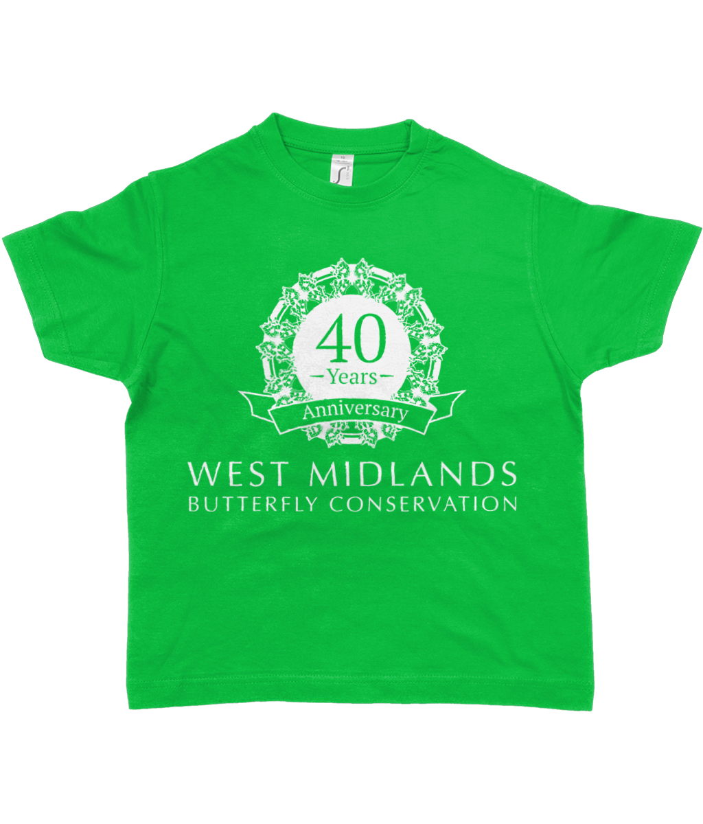 40 Years West Midlands - KIDS - T shirt