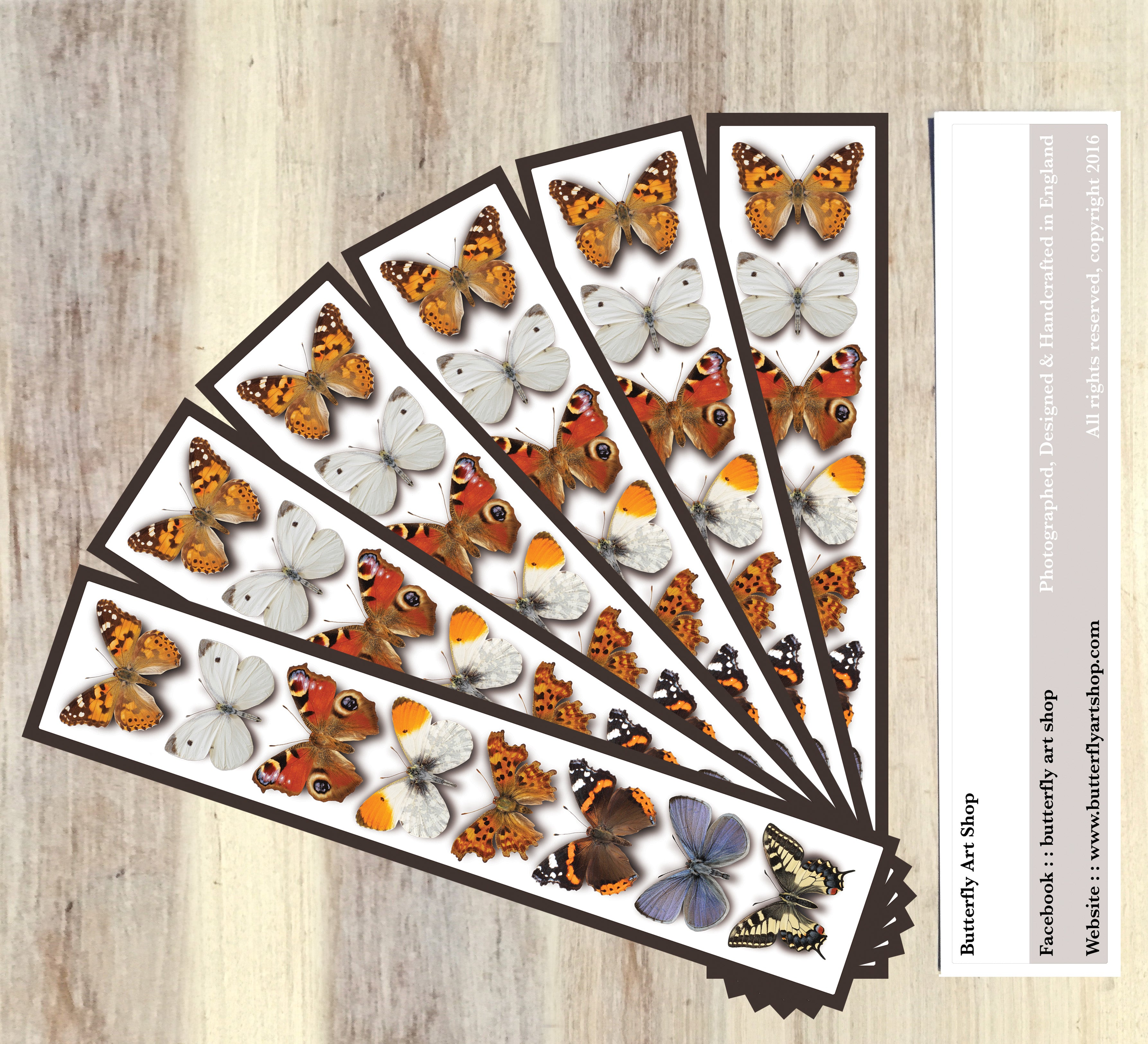 Butterfly Book Mark