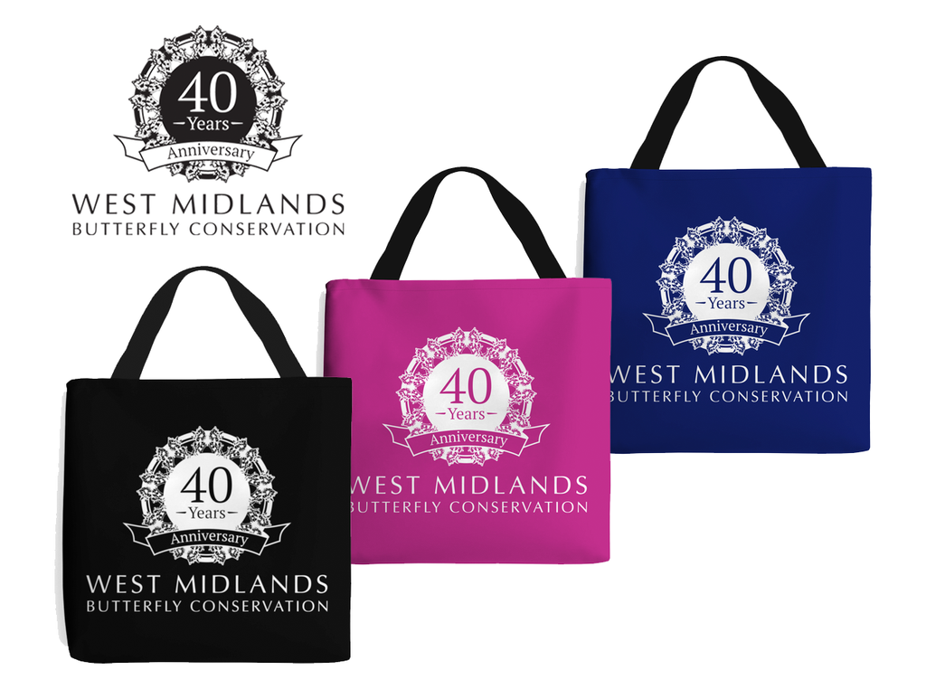West Midlands 40 Year Anniversary Tote Bag