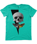 Death's Head Moth T Shirt 002