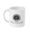 West Midlands 40 Year Anniversary Mug