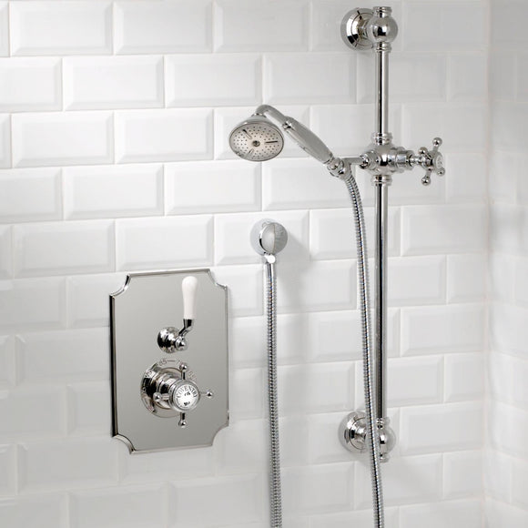 Coventry Brassworks Concealed Thermostatic System with 24