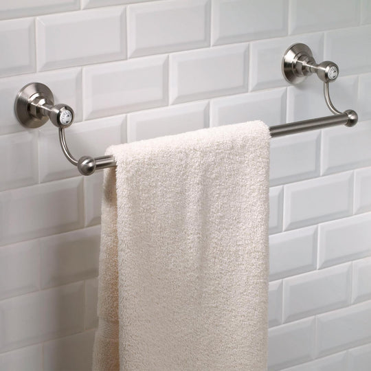 Single Extended Towel Bar