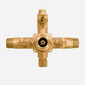 "1/2"" Thermostatic Valve with Modified Volume Control"