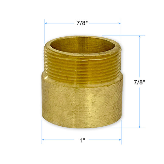 Adapter Bushing for Coventry Brassworks 1/2