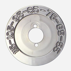 Brass Temperature Dial