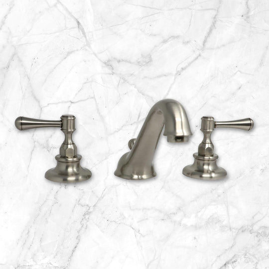 Kent Lavatory Faucet in Satin Nickel