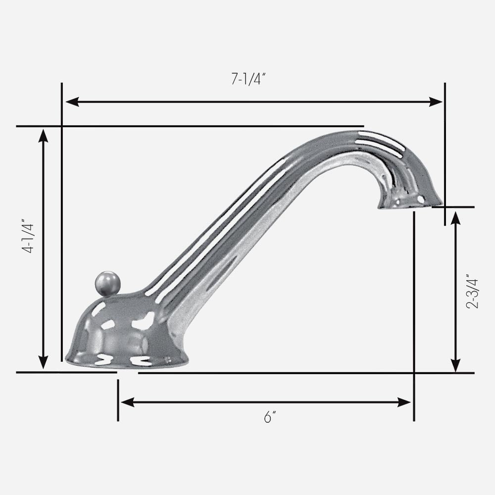 Kent Lavatory Faucet In Satin Nickel Coventry Brassworks