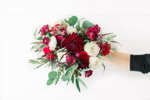 Load image into Gallery viewer, Bridal Bouquet - Jeweled Berry - Classic