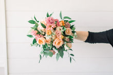 Load image into Gallery viewer, Bridal Bouquet -  Peachy Keen - Classic